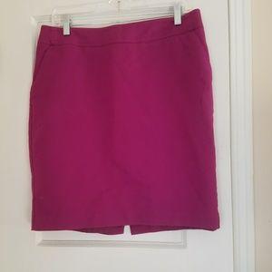Raspberry Purple Pink Skirt Merona